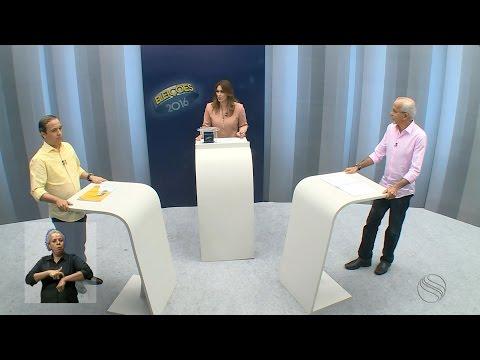 Íntegra do Debate do 2° Turno com os candidatos a prefeito de Aracaju - TV Sergipe (28/10/16)