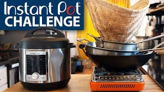 Replacing my entire kitchen with the Instant Pot (not sponsored)
