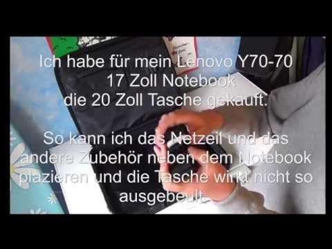UNBOXING PEDEA Trendline Notebooktasche bis 51 cm (20,1 Zoll)