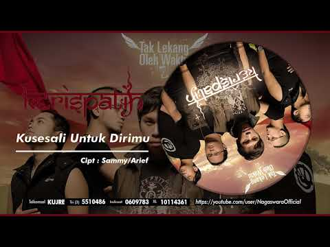 Kerispatih - Kusesali Untuk Dirimu (Official Audio Video)