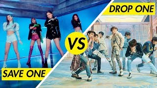 SAVE ONE DROP ONE: GIRLGROUP VS BOYGROUP (2)