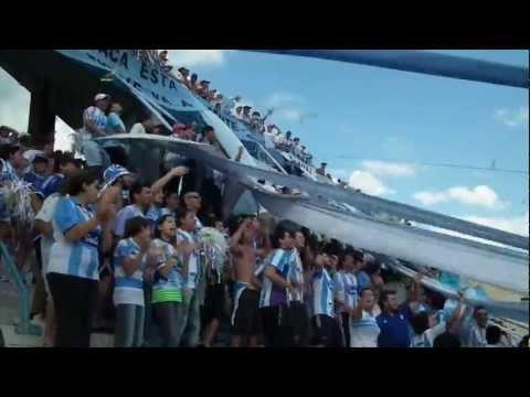 """""""La Barra de Los Trapos Atlético de Rafaela (Partido con Unión)"""" Barra: La Barra de los Trapos • Club: Atlético de Rafaela"""