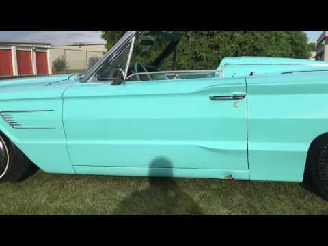 Video of '65 Thunderbird - J220