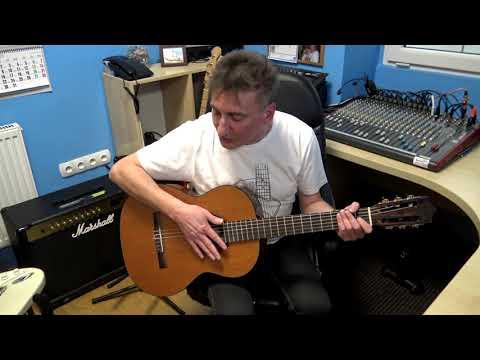 Nauka gry na gitarze – lekcja 1