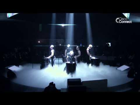 Відео RhythmMen drum show  4