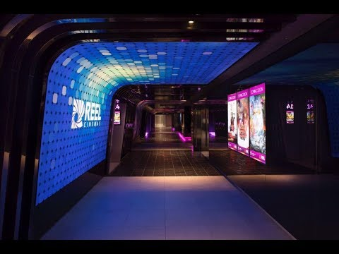 Reel Cinemas, The Dubai Mall