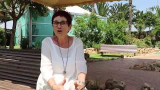 "Fina Girbés, autora de ""Nit d'ànimes"""