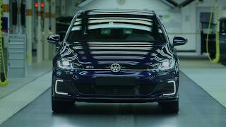 150 Million Volkswagen - Production Of The Anniversary Car In 60 Seconds