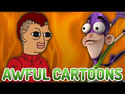 10 Cartoons That DESERVE To Be Forgotten