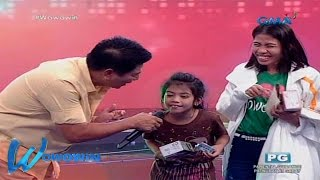 Wowowin:  Willie Revillame, Pinasaya Ang Isang Special Child