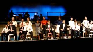 "LaSalle High School ""Damn Yankees"" ""Six Months Out Of Every Year"" Part 2"