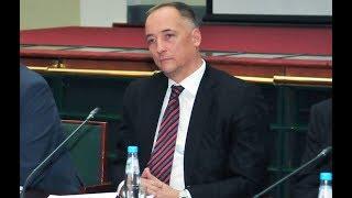 Выступление К.Бабкина на Совете