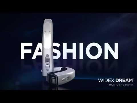 DREAM FASHION from Widex