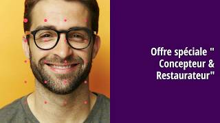 Offre Spéciale pour les Concepteur et Restaurateur sur votre consulting