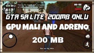 download gta sa 200mb gpu mali
