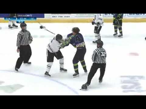 Jordan Clarke vs. Kieran Devine