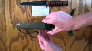 Boker Plus M3 Trench Knife (02BO1943) - відео 1