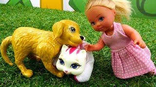 Видео для девочек - Штеффи выбирает друга для Таффи
