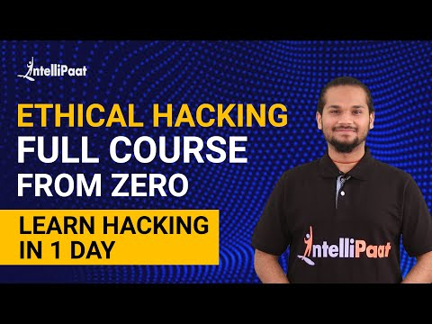 Ethical Hacking Course Online | Ethical Hacking Course | Ethical Hacking Tutorial | Intellipaat