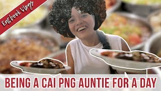 Being a Cai Png Auntie for a Day | Eatbook Vlogs | EP 37