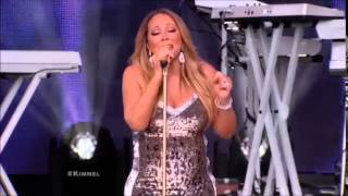 Mariah Carey can't whistle anymore : /