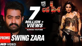 'Swing Zara' Video Song Promo from 'Jai Lava Kusa'