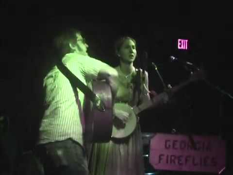 Georgia Fireflies Band bluegrass