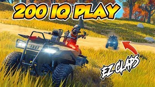 CoD BLACKOUT   WHY YOU SHOULDN'T CHASE ATV'S!!! (iNSANE HiGH KiLL SOLO GAME)