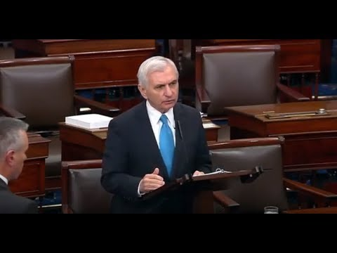 Reed Discusses Health Care & the Affordable Care Act on the Senate Floor