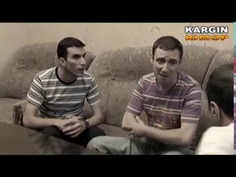 ЮМОР KARGIN 1-10  (анекдоты)