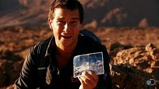 Refusing to Give Up   Bear Grylls: Escape From Hell