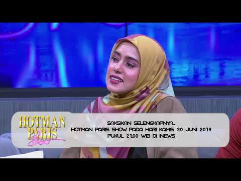 "Fairuz ""Cocok"" sama Hotman Paris Setelah Cerai dari Galih Ginanjar, di Hotman Paris Show 20 Juni"