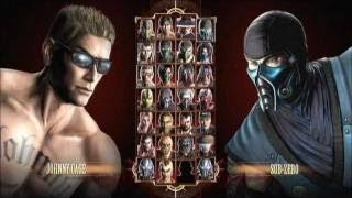 Mortal Kombat 9 All Fatalities HD 2015 Mortal Kombat
