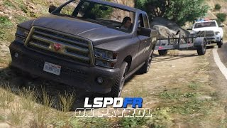 LSPDFR - Day 237 - Missing License Plate