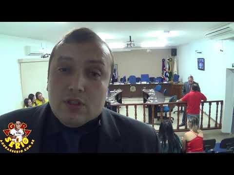 Vereador Júlio Português detona Presidente da Câmara Irineu Machado e aponta caso de Nepotismo entre Rudney Scorsatto e Ayres Scorsatto
