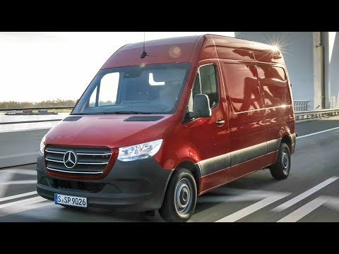 2019 Mercedes Sprinter 314 CDI Panel Van - Maximum Modularity For All Customer Wishes
