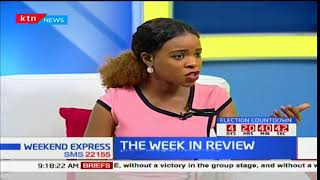 What commissioner Roselyn Akombe's resignation dims of the forthcoming elections: Week in Review