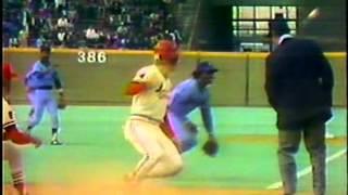 Cardinals Manager Ken Boyer Gets Tossed