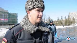 Комментарий начальник УМВД Орска Алексея Смолкова