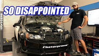 Uncle Sam FINALLY On The Dyno, And It Blows. 9 SEC Caprice Cop Car Ep 9!