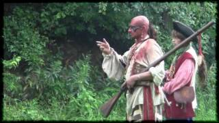Video French and Indian War - Terezin 2011