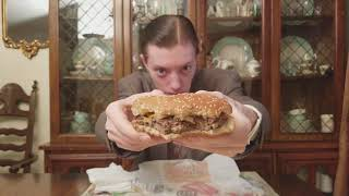 Will Burger King Redeem Themselves with the Double Quarter Pound King - Video Youtube