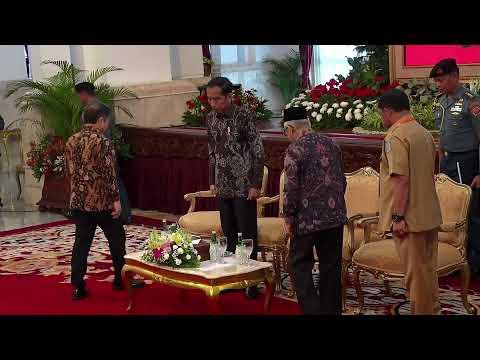 Live Sekretariat Presiden Pembukaan Musrenbangnas RPJMN 2020-2024