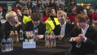 Gambar cover BTS AT SEOUL MUSIC AWARD 2017