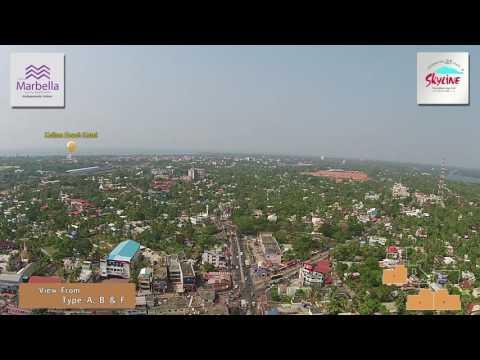 Skyline Marbella – Kollam (Drone Video)