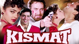 Kismat Full Movie | Govinda Hindi Movie | Mamta Kulkarni | Superhit Bollywood Movie
