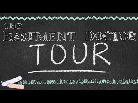 A Tour of the Basement Doctor of Cincinnati Office and Warehouse
