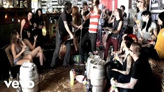 The All-American Rejects - I Wanna (Making of)