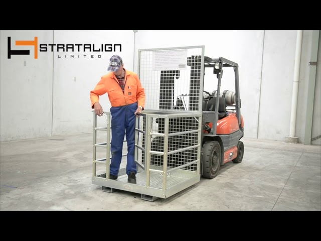 Forklift Mancage