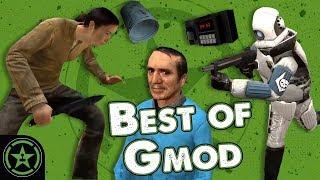 Best Of Achievement Hunter - Gmod